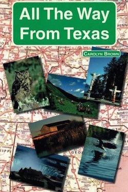 All the Way from Texas by Carolyn Brown
