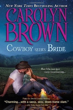 Cowboy Seeks Bride by Carolyn Brown
