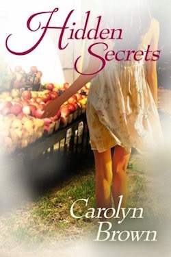Hidden Secrets by Carolyn Brown