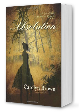 Absolution Book Cover