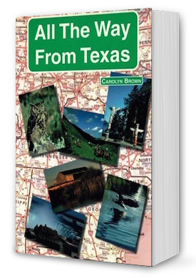 All the Way from Texas Book Cover