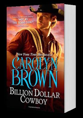Billion Dollar Cowboy Book Cover