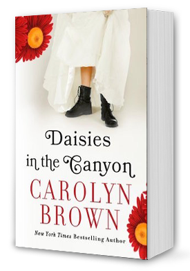 Daisies in the Canyon Book Cover