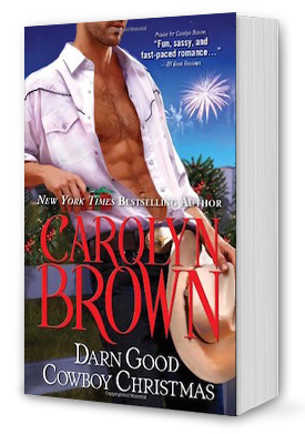 Darn Good Cowboy Christmas Book Cover