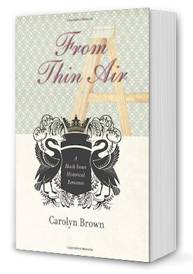 From Thin Air Book Cover