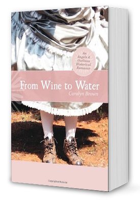 From Wine to Water Book Cover