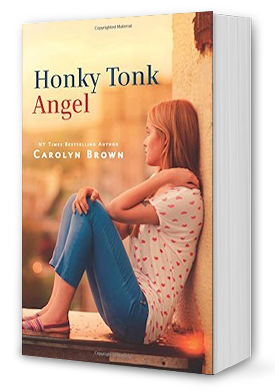 Honky Tonk Angel Book Cover