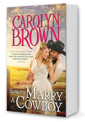 How to Marry A Cowboy Book Cover