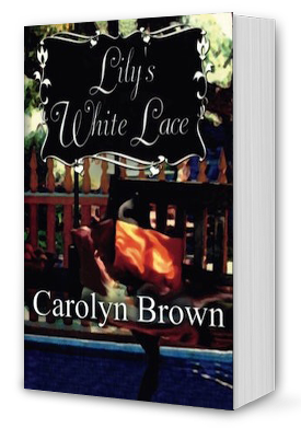 Lily's White Lace Book Cover
