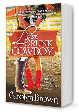 Love Drunk Cowboy Book Cover