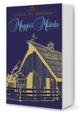 Maggie's Mistake Book Cover