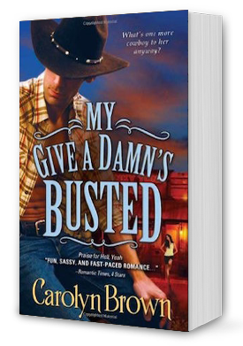 My Give A Damn's Busted Book Cover