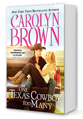 One Texas Cowboy Too Many by Carolyn Brown