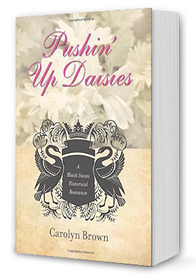 Pushin' Up Daisies Book Cover