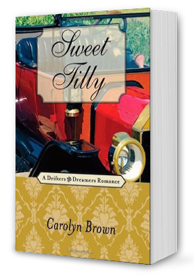 Sweet Tilly Book Cover