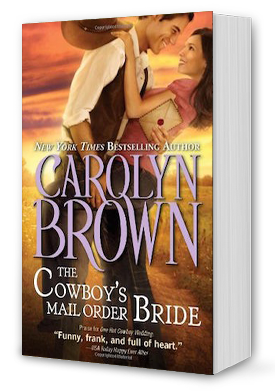 The Cowboy's Mail Order Bride Book Cover