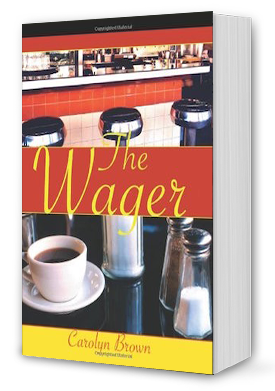 The Wager Book Cover