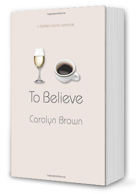 To Believe Book Cover