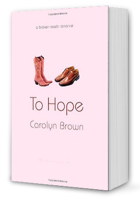 To Hope Book Cover