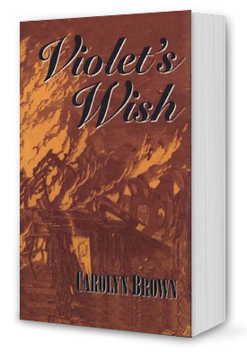Violet's Wish Book Cover