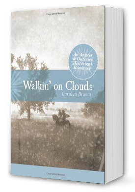 Walkin' on Clouds Book Cover