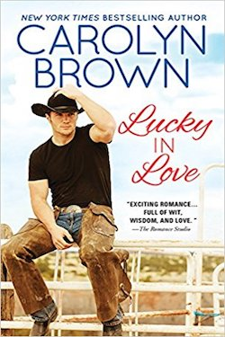 Lucky in Love by Carolyn Brown