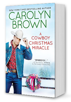 A Cowboy Christmas Miracle Book Cover