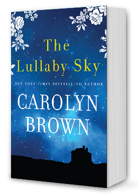The Lullaby Sky Book Cover