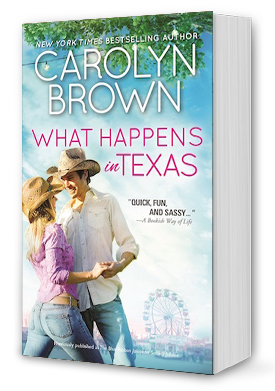 What Happens in Texas Book Cover