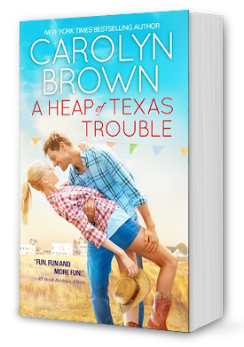 A Heap of Texas Trouble Book Cover
