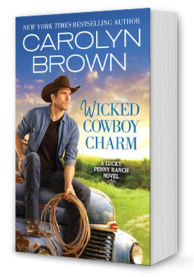 Wicked Cowboy Charm Book Cover