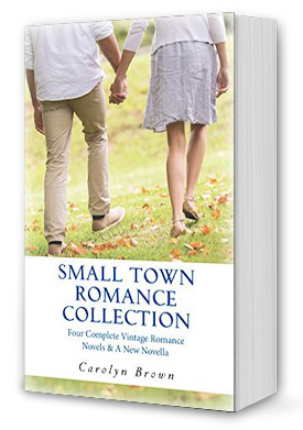 Small Town Romance Collection Book Cover