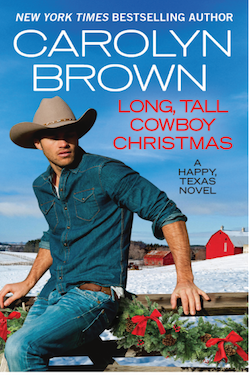 Long, Tall Cowboy Christmas by Carolyn Brown